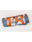 MV Sport Old Aubie Sweatshirt Blanket Heather Navy