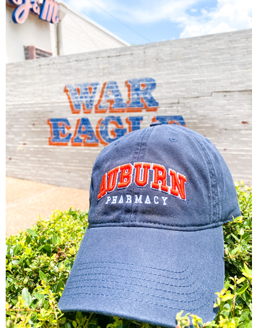 Arch Auburn Pharmacy Hat