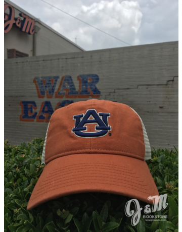 The Game Classic AU Vintage Orange with Stone Mesh Hat