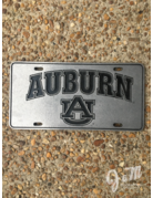 Auburn AU License Plate