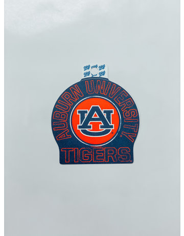 Blue 84 Arch Auburn University AU Tigers Decal