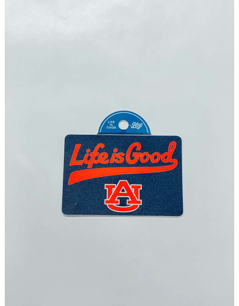 Blue 84 Life is Good Vintage Sweep AU Decal