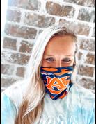 AU Digital Camo Team Neck Gaiter Mask