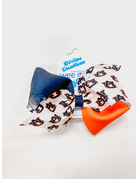 Medium AU Colorblock Bow