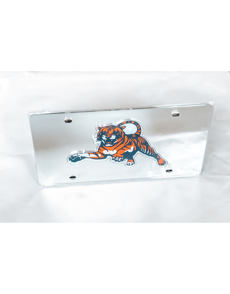 Leaping Tiger License Plate