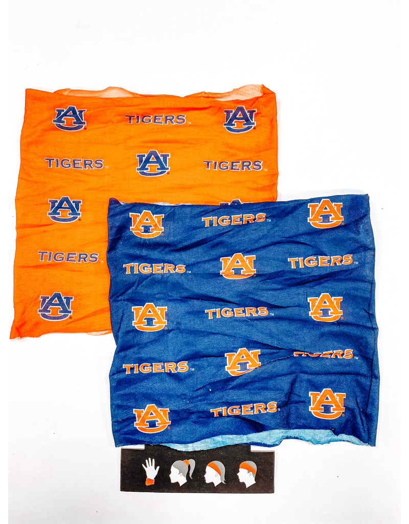 AU Tigers Fan Stretch Wrap 2-Pack