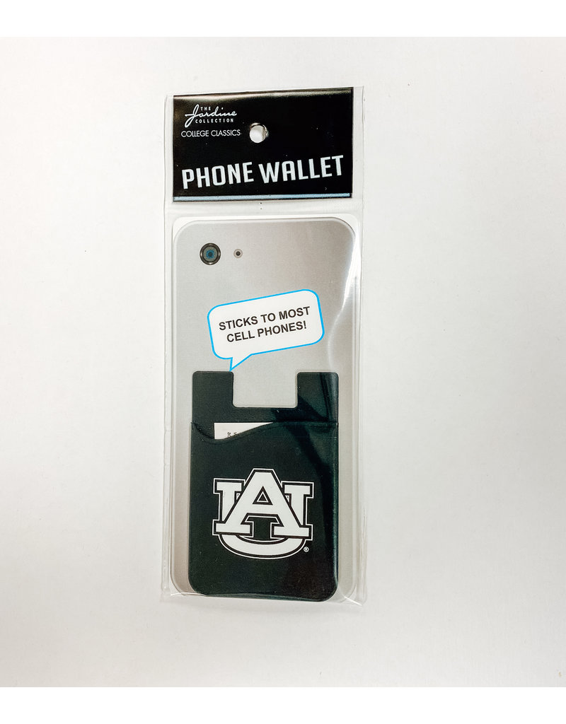 AU Cell Phone Card Wallet