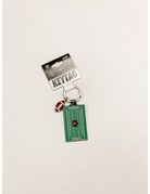 Auburn Tigers Football Field Key Tag