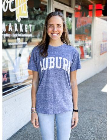 League Arch Auburn Tri-blend T-Shirt
