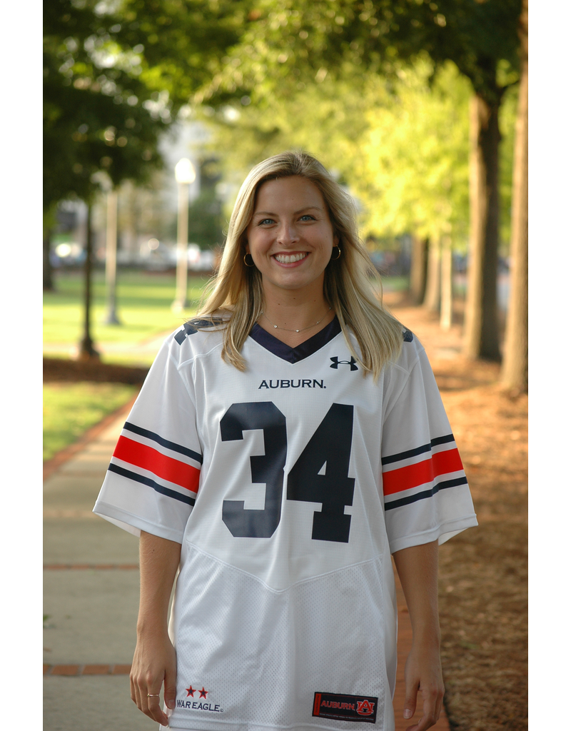 Under Armour #34 Sideline Football Jersey