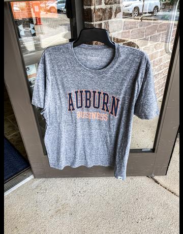 League Auburn Business T-Shirt