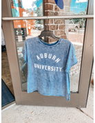 Arch Auburn University Cropped Slouchy T-Shirt