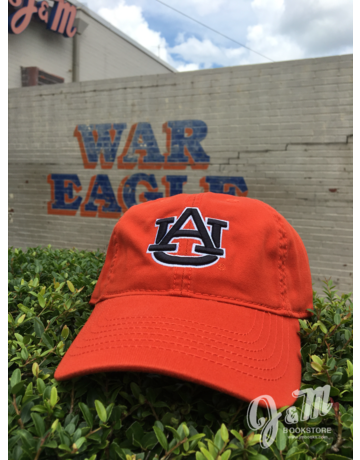 AU Relaxed Twill Youth Orange Hat