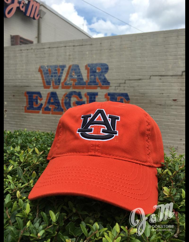 AU Relaxed Twill Youth Orange Hat