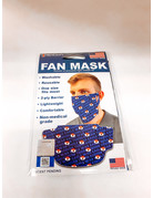 Aubie Reusable Fan Mask