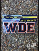 """WDE 6"""" Magnet"""