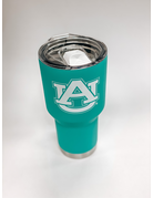 AU Mint Green 30 oz. Tumbler with Lid
