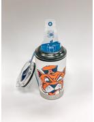 Auburn 3-in-1 Can/Bottle Jacket with Tumbler Lid