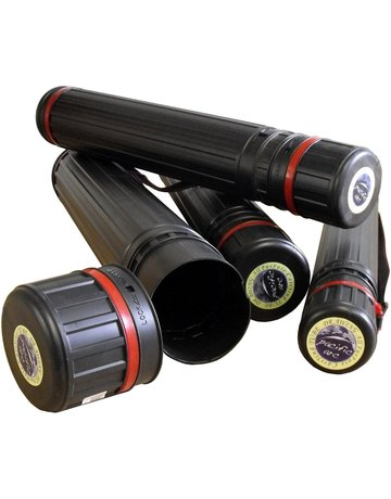 """Mailing tube expandable 25"""" to 37.5"""" 3"""" diameter"""