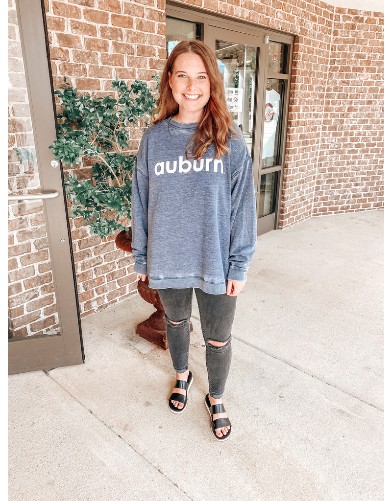 Chicka-D Block Auburn Rounded Font Campus Crew