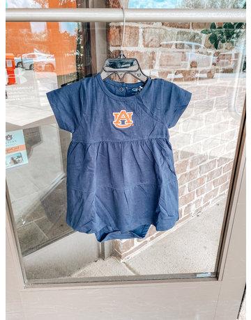 Girl's Navy AU Fia Dress
