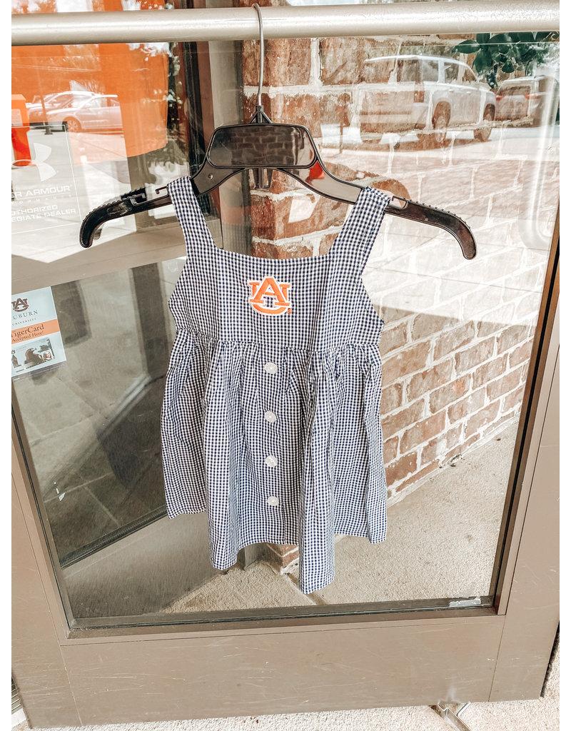 Girl's AU Plaid Dress