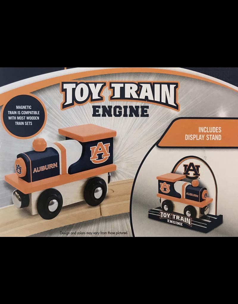 Auburn Train with Display Stand