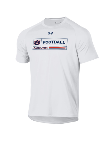 Under Armour F20 AU Football Auburn Boxed T-Shirt