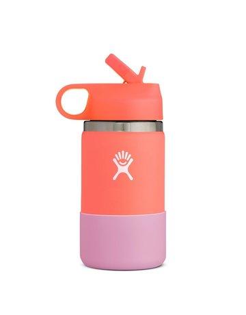 Hydro Flask Hydro Flask 12 oz. Kids Wide Mouth Straw Bottle