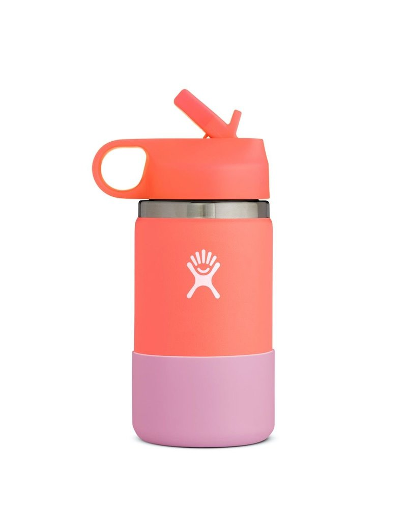 Hydro Flask Hydro Flask 12 oz. Kids Wide Mouth Straw Bottle