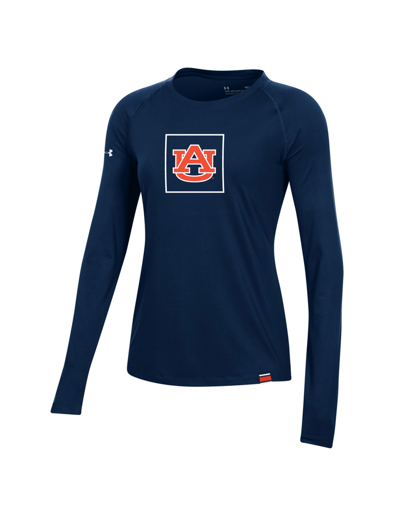 Under Armour F20 Sideline Boxed AU Womens Long Sleeve Training T-Shirt