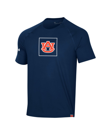 Under Armour F20 Sideline Boxed AU Youth Training T-Shirt