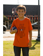 Under Armour Fly Down The Field Youth T-Shirt