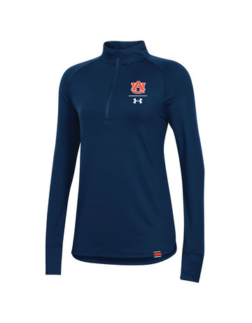 Under Armour F20 AU Womens Sideline Lightweight Quarter Zip Pullover