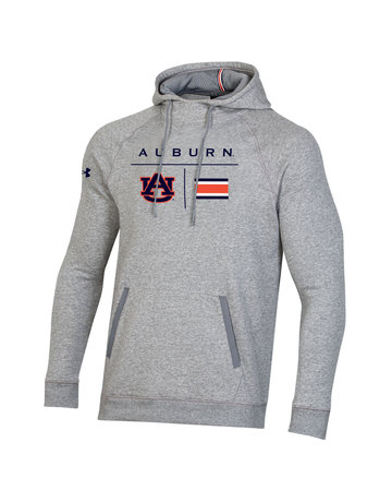 Under Armour F20 Auburn AU Football Stripe Sideline Hoodie