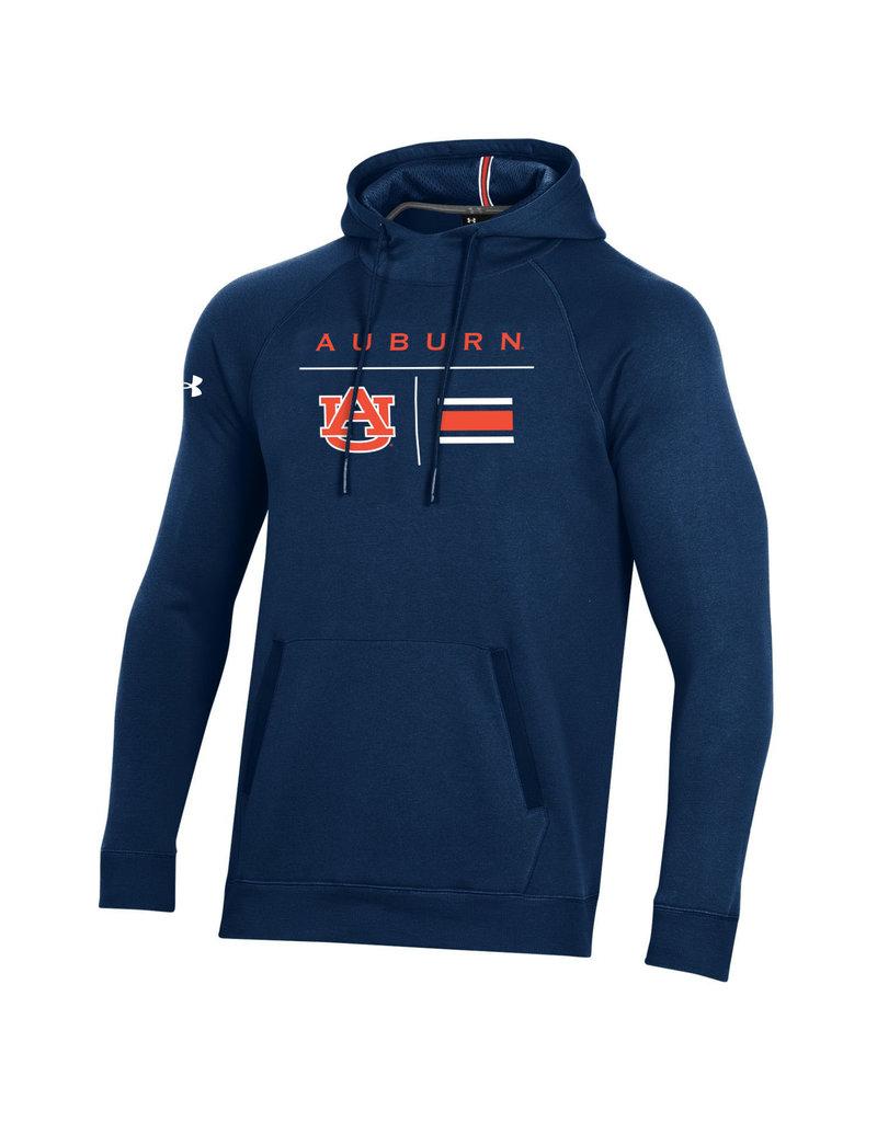 Under Armour F20 Auburn AU Football Stripe Sideline Hoodie