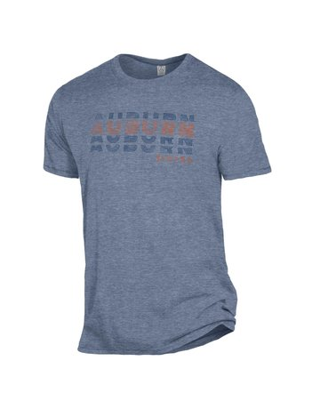 Alternative Apparel Repeating Auburn Small Tigers Keeper T-Shirt