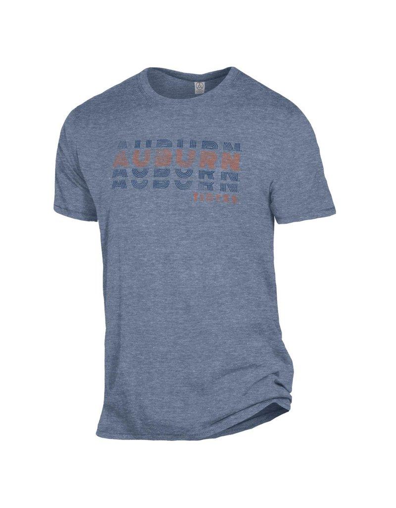 Alternative Apparel Repeating Auburn Small Tigers Keeper T-Shirt