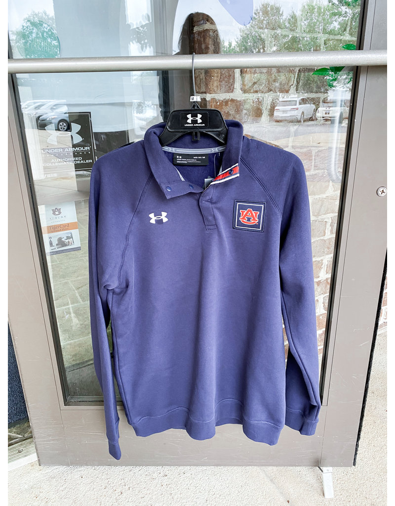 Under Armour F20 Boxed AU Fleece 1/4 Snap Pullover