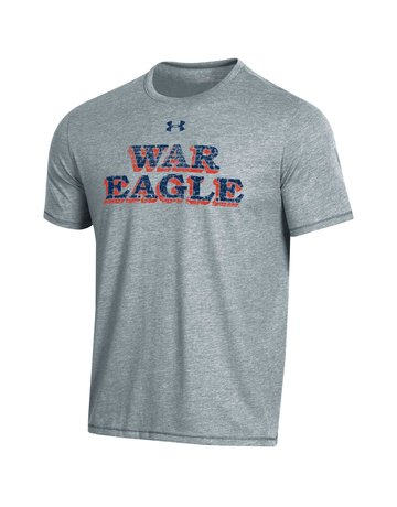 Under Armour Under Armour Youth War Eagle Wall Bi-Blend T-Shirt
