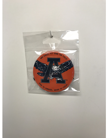 Eagle Thru A Orange Button