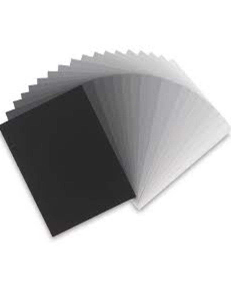 Color-aid greys packet 6x9