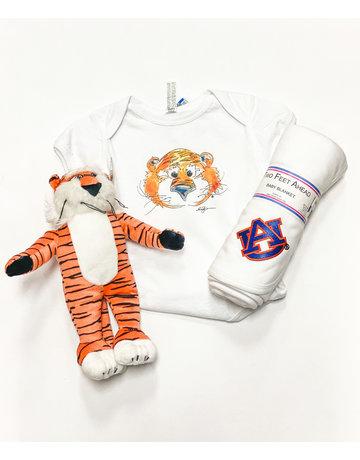 Auburn Baby Holiday Gift Set Box