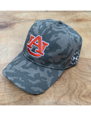 Under Armour F20 Military Appreciation AU Camo Hat