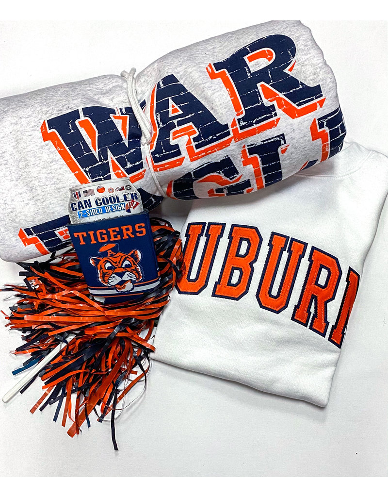 Auburn Tailgate Essentials Holiday Gift Set Box