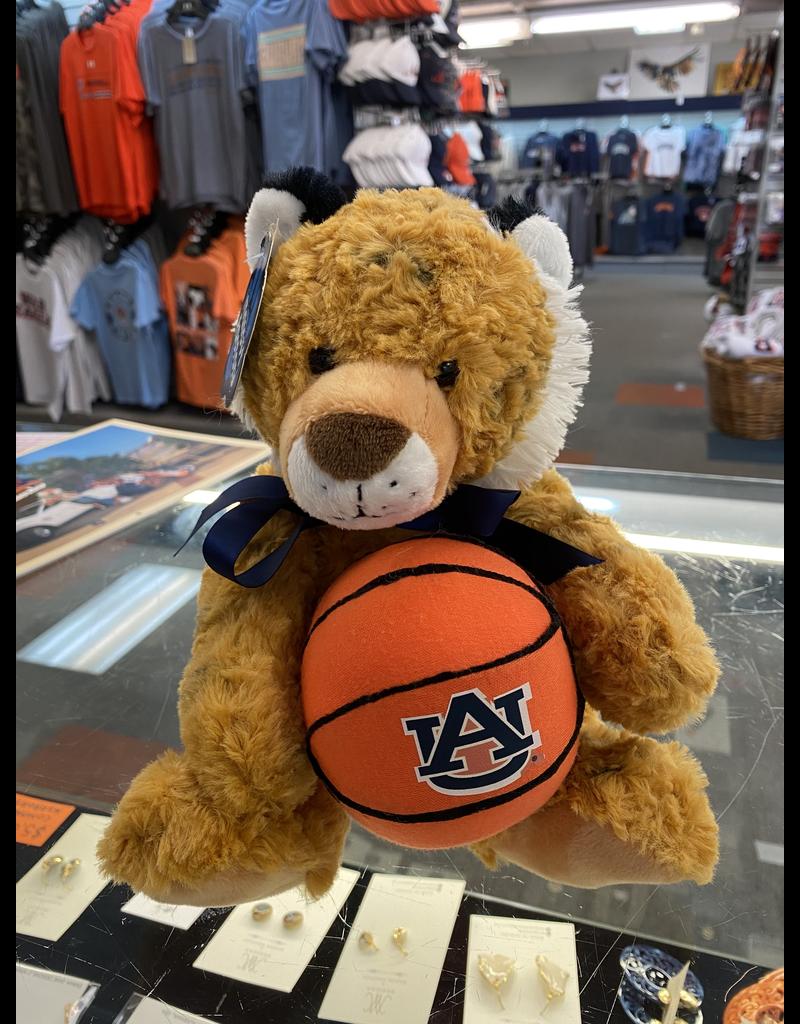 "3"" Cuddle Buddy Tiger with Basketball"