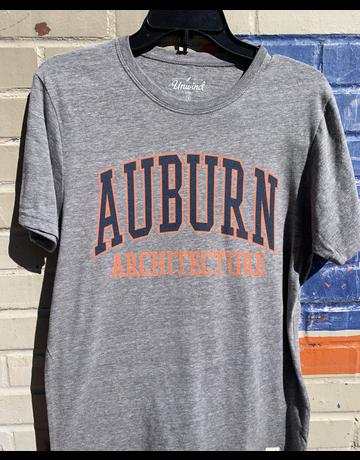 League Auburn Architecture T-Shirt
