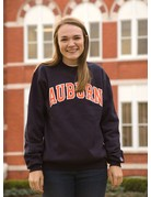 Champion Arch Auburn Embroidered Crew