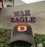 Auburn over Vintage Aubie Patch Mesh Hat