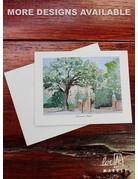 Leslie Brasher 8 Pack Card and Envelopes